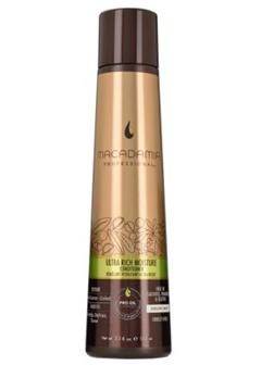 Macadamia Natural Oil Macadamia Wash And Care Ultra Rich Moisture Conditioner (100ml)  Bubbleroom.se