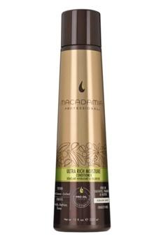 Macadamia Natural Oil Macadamia Wash And Care Ultra Rich Moisture Conditioner (300ml)  Bubbleroom.se