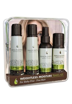 Macadamia Natural Oil Macadamia Weightless Moisture Travel Kit  Bubbleroom.se