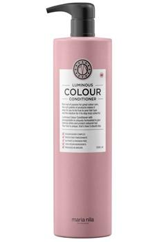 Maria Nila Maria Nila Care Conditioner Luminous Color (1000ml)  Bubbleroom.se