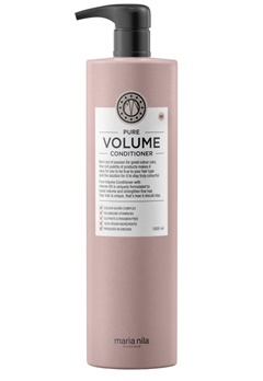 Maria Nila Maria Nila Care Conditioner Pure Volume (1000ml)  Bubbleroom.se
