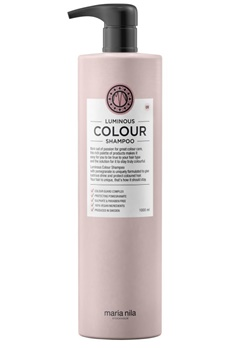 Maria Nila Maria Nila Care Shampoo Luminous Color (1000ml)  Bubbleroom.se