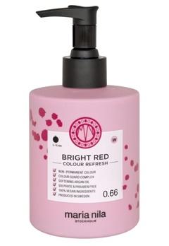 Maria Nila Maria Nila Colour Refresh 0.66 Bright Red  Bubbleroom.se