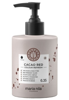 Maria Nila Maria Nila Colour Refresh - Cacao Red 6.35  Bubbleroom.se