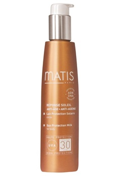 Matis Matis Sun Protection Milk SPF 30 Xxl  Bubbleroom.se
