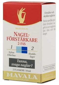 Mavala Mavala - Nagelförstärkare 2-Fas  Bubbleroom.se