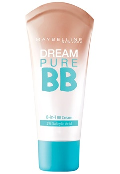 Maybelline Maybelline Dream Pure BB Cream Light  Bubbleroom.se