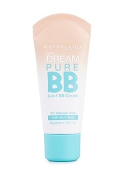 Maybelline Maybelline Dream Pure BB Cream Light Medium  Bubbleroom.se