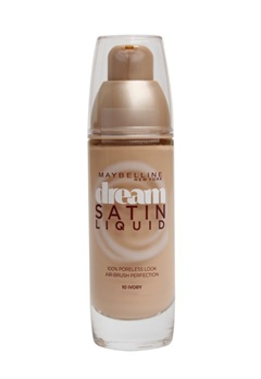 Maybelline Maybelline Dream Satin Liquid  - Ivory  Bubbleroom.se