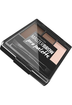 Maybelline Maybelline Master Brow Design Kit Deep Brown  Bubbleroom.se