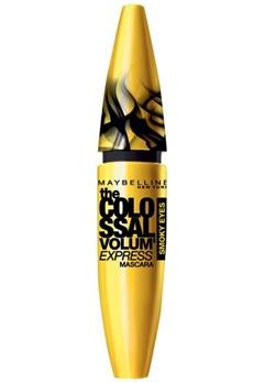 Maybelline Maybelline Mascara Black Volum' Express Colossal Smoky  Bubbleroom.se