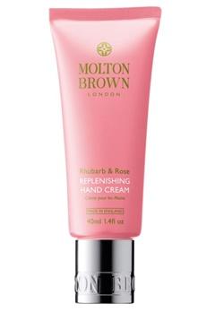 Molton Brown Molton Brown Rhubarb And Rose Hand Cream (40ml)  Bubbleroom.se