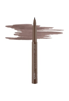 NYX NYX Eye Brow Marker - Medium  Bubbleroom.se