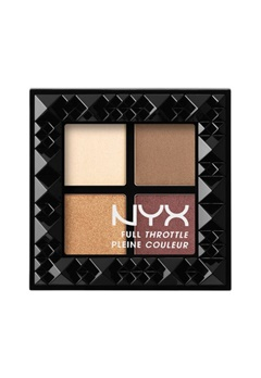 NYX NYX Full Throttle Eye Shadow Palette - Daring Damsel  Bubbleroom.se