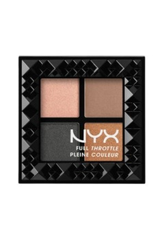 NYX NYX Full Throttle Eye Shadow Palette - Take Over Control  Bubbleroom.se