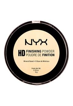 NYX NYX High Definition Finishing Powder - Banana  Bubbleroom.se