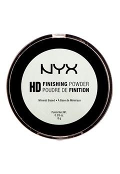 NYX NYX High Definition Finishing Powder - Mint Green  Bubbleroom.se