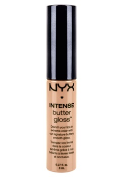 NYX NYX Intense Butter Gloss - Cookie Butter  Bubbleroom.se