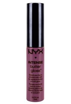 NYX NYX Intense Butter Gloss - Oatmeal Raisin  Bubbleroom.se
