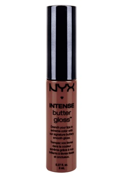 NYX NYX Intense Butter Gloss - Rocky Road  Bubbleroom.se