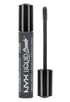 NYX NYX Liquid Suede Cream Lipstick - Stone Fox  Bubbleroom.se