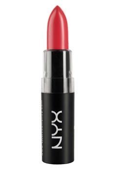 NYX NYX Matte Lipstick - Pure Red  Bubbleroom.se