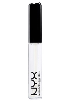 NYX NYX Mega Shine Lipgloss - Clear  Bubbleroom.se