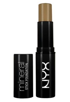 NYX NYX Mineral Stick Foundation - Warm Almnd  Bubbleroom.se