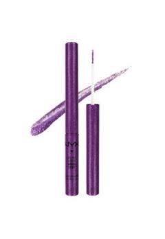 NYX NYX Aqua Luxe Glam Purple  Bubbleroom.se