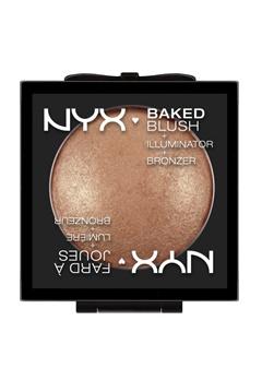 NYX NYX Baked Blush - Solstice  Bubbleroom.se