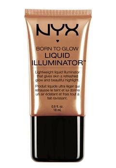 NYX NYX Born To Glow Liquid Illuminator - Sun Goddess  Bubbleroom.se