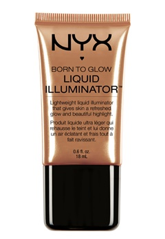 NYX NYX Born To Glow Liquid Illuminator - Sun Goddess  Bubbleroom.se