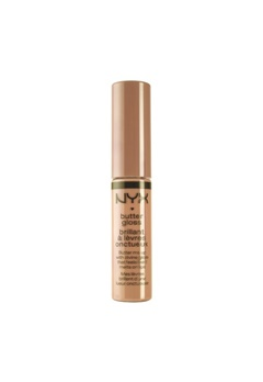 NYX NYX Butter Gloss - Fortune Cookie  Bubbleroom.se