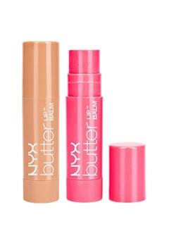 NYX NYX Butter Lip Balm - Panna Cotta  Bubbleroom.se