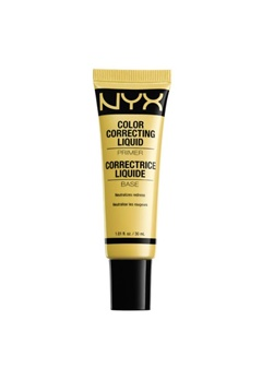 NYX NYX Color Correcting Liquid Primer Yellow  Bubbleroom.se