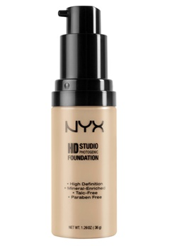 NYX NYX High Definition Foundation - Soft Beige  Bubbleroom.se