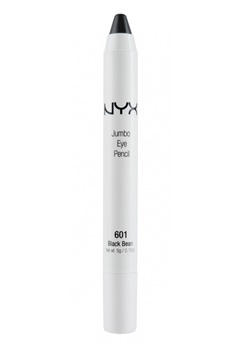 NYX NYX Jumbo Eye Pencil Black Bean  Bubbleroom.se