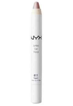 NYX NYX Jumbo Eye Pencil Yoghurt  Bubbleroom.se