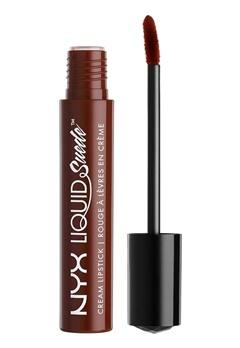 NYX NYX Liquid Suede Cream Lipstick Club Hopper  Bubbleroom.se