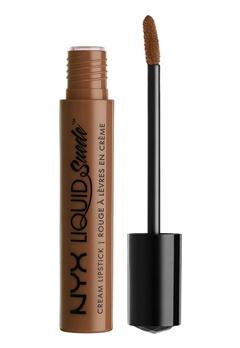 NYX NYX Liquid Suede Cream Lipstick Downtown Beauty  Bubbleroom.se