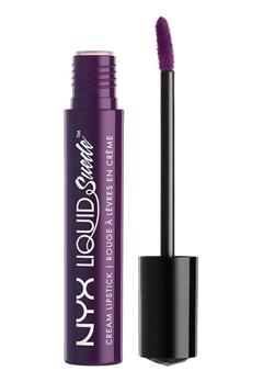 NYX NYX Liquid Suede Cream Lipstick Subversive Socialite  Bubbleroom.se