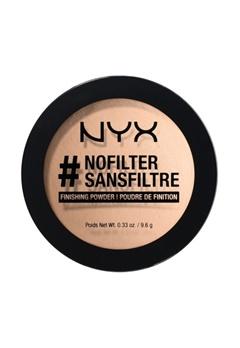 NYX NYX Nofilter Finishing Powder Beige  Bubbleroom.se