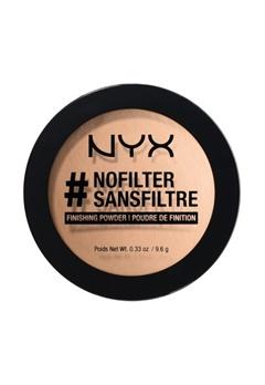 NYX NYX Nofilter Finishing Powder Caramel Beige  Bubbleroom.se