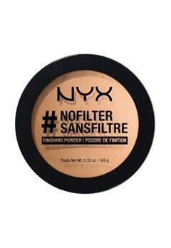 NYX NYX Nofilter Finishing Powder Golden  Bubbleroom.se