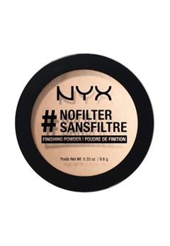 NYX NYX Nofilter Finishing Powder Ivory  Bubbleroom.se