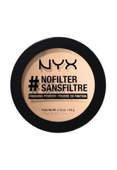 NYX NYX Nofilter Finishing Powder Light Beige  Bubbleroom.se