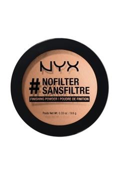 NYX NYX Nofilter Finishing Powder Sand  Bubbleroom.se