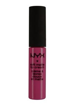 NYX NYX Soft Matte Lip Cream - Prague  Bubbleroom.se