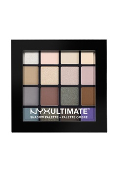 NYX NYX Ultimate Shadow Palette - Cool Neutrals  Bubbleroom.se