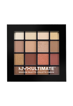 NYX NYX Ultimate Shadow Palette - Warm Neutrals  Bubbleroom.se